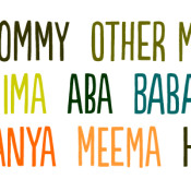 When you have two moms, what's in a name?