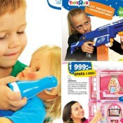 "A Swedish toy-shop company is attempting to deflect allegations of sexism by producing a ""gender neutral"" Christmas catalogue featuring boys with dolls and gun-toting girls."