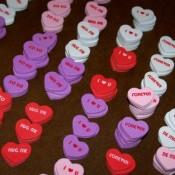 Valentine's Day. Valentine's Day?