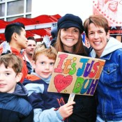 "Marriage Equality: the ""Tri"" in Our Trifecta"
