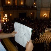 The View from Here: San Francisco City Hall, June 26, 2013