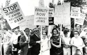 Soviet-Jewry-march