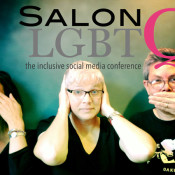 Five reasons Salon LGBTQ is incredibly exciting and you need to join us there