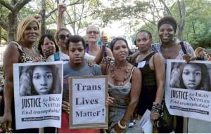Transphobia: Islan Nettles