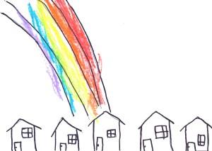 rainbow suburbs