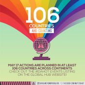 IDAHOT Around the World