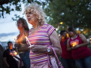 Denee Mallon, at the center of an appeals case for Medicare to consider coverage of transgender care - Craig Fritz, AP