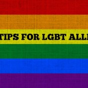 10 Tips for LGBT Allies