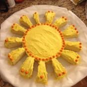 Make A Sunshine Cake