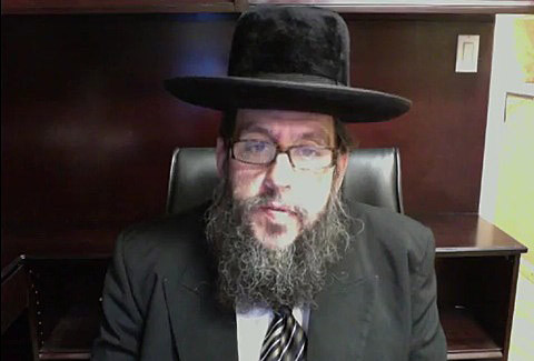 Rabbi Yehuda Levin
