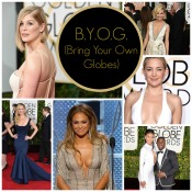 The Golden Globes 2015: Bring Your Own Globes