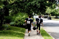 How My Son Taught Me to Love Football