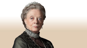 Maggie Smith Downton Abbey