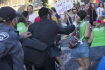 Schlissel stabs a marcher at the Jerusalem Pride March (Photo: CNN)